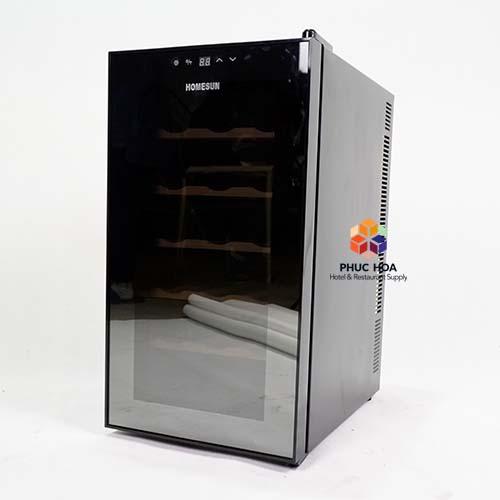tủ bảo quản rượu vang BCW-50A