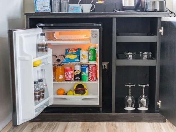 Tủ lạnh khách sạn khác gì tủ lạnh thông thường